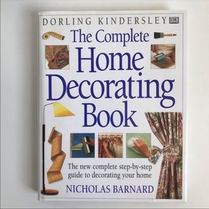 The Complete Home Decorating Book